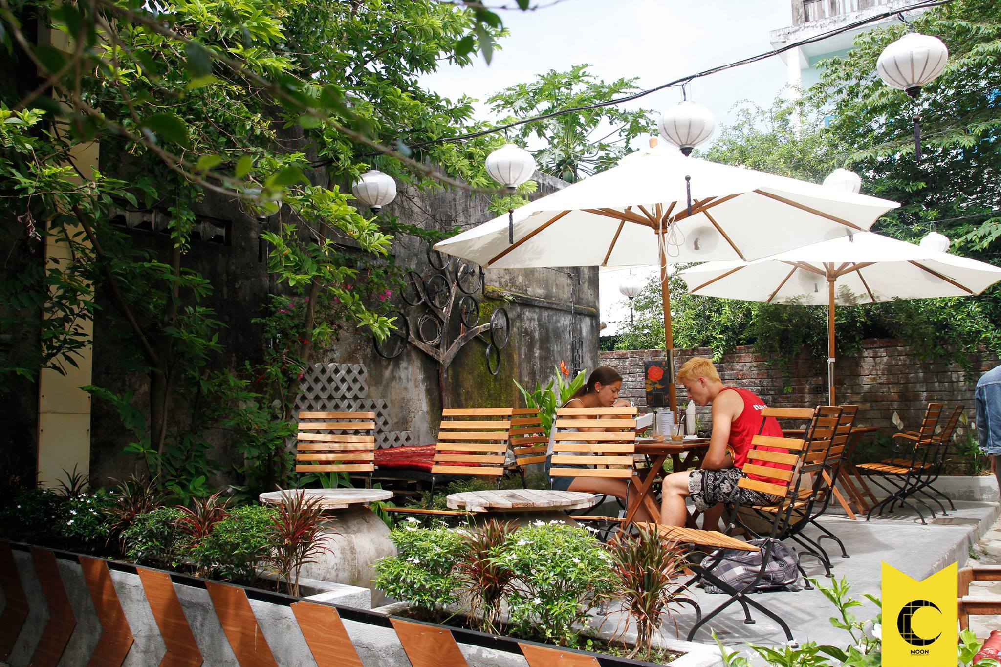 quán cafe hội an
