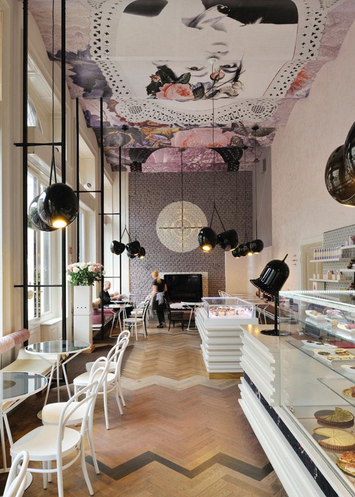 thiet ke cafe lolita