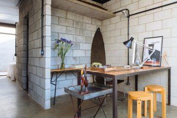 sử dụng bê tông trong kiến trúc