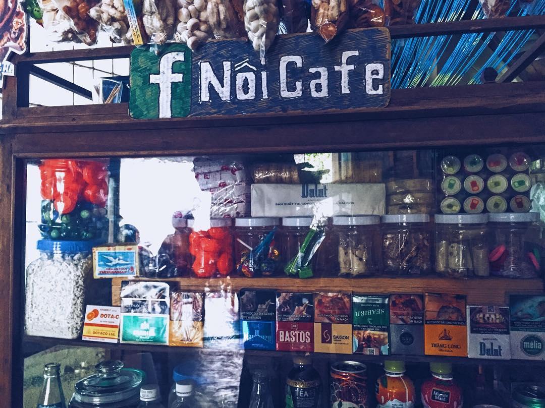 QUÁN CAFE CÓC