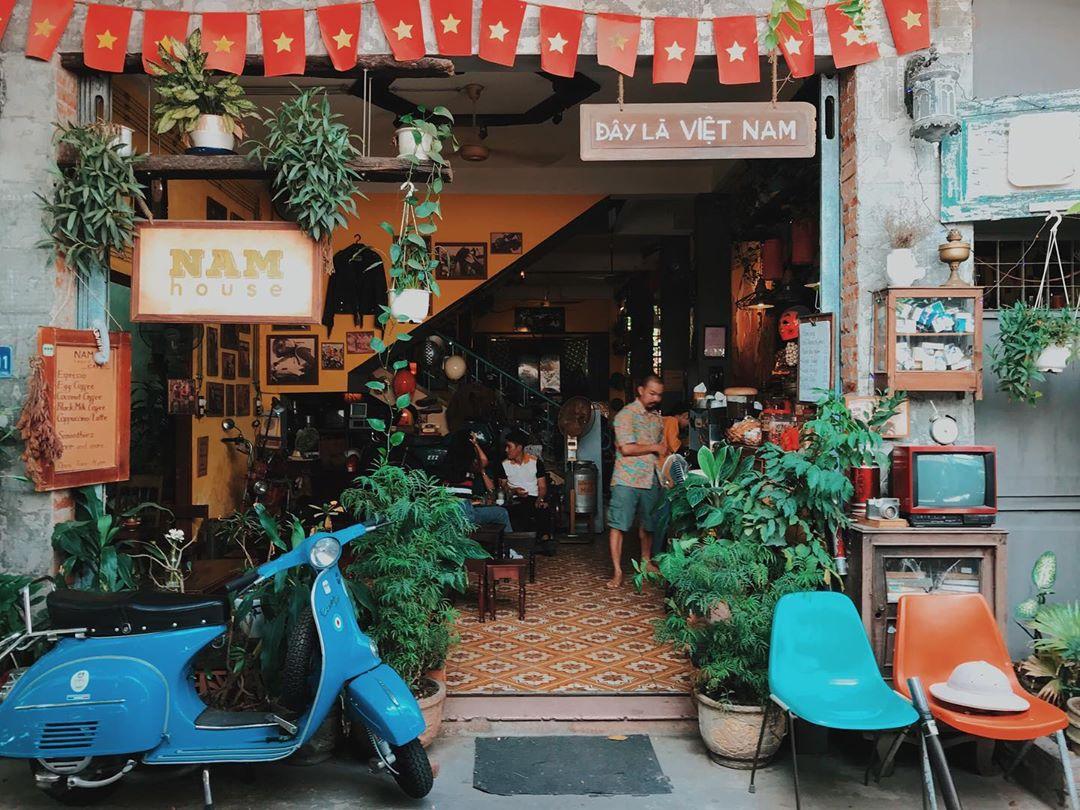 QUÁN CAFE CÓC Ở ĐÀ NẴNG