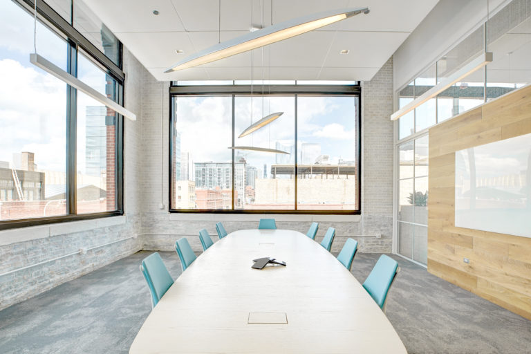 mẫu văn phòng hiện đại