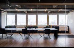 mẫu văn phòng phong cách hiện đại