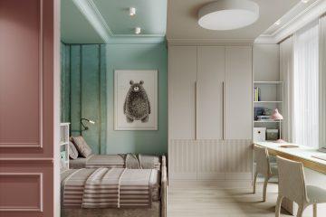 căn phòng mơ ước