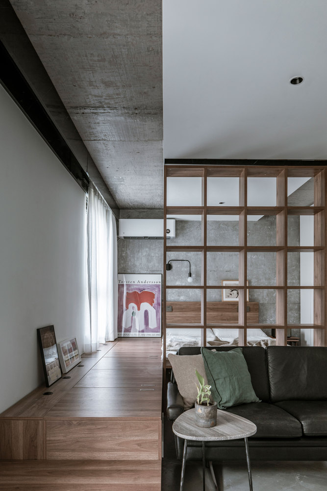thiết kế căn hộ nhỏ đẹp