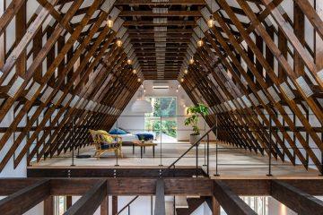 thiết kế nhà ở độc đáo