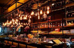 thiết kế quán bar đẹp