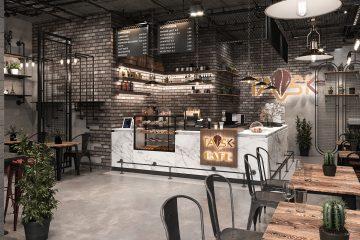 Quán Cafe Khánh Hoà