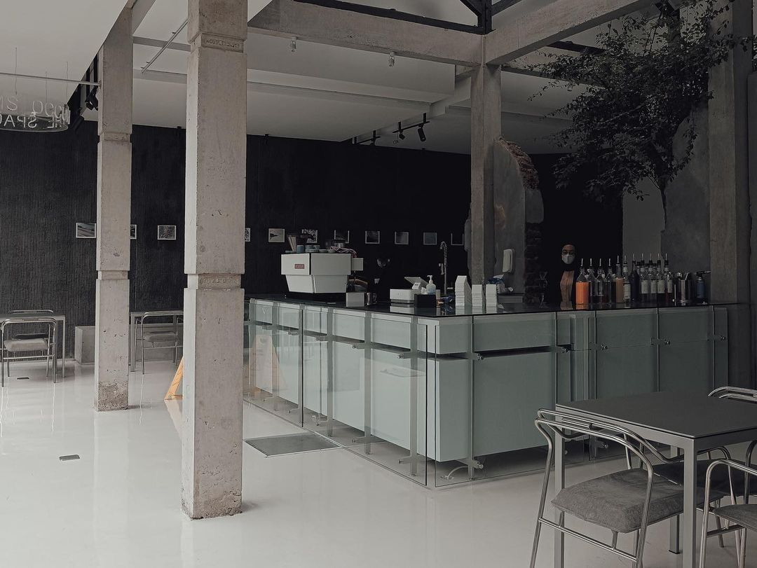 Quầy Bar Quán Cafe