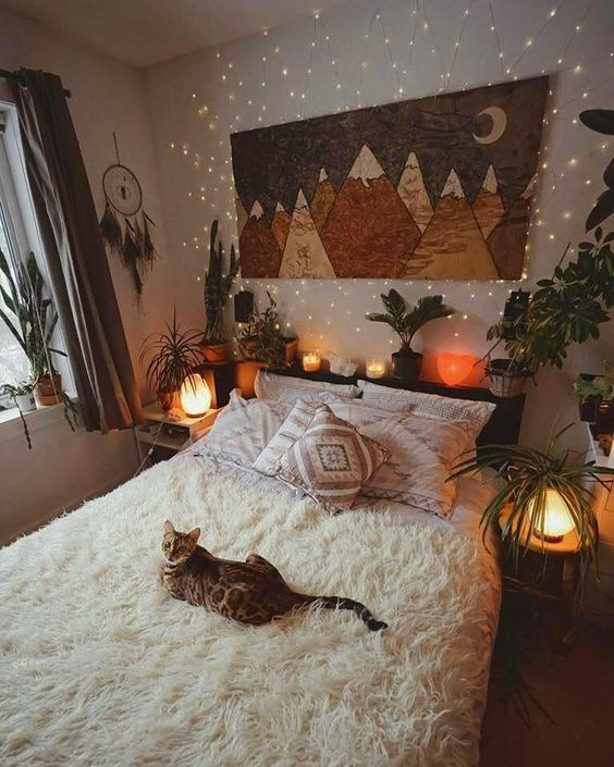 Thiết Kế Phòng Ngủ Vintage