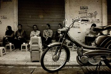Cafe Đường Phố