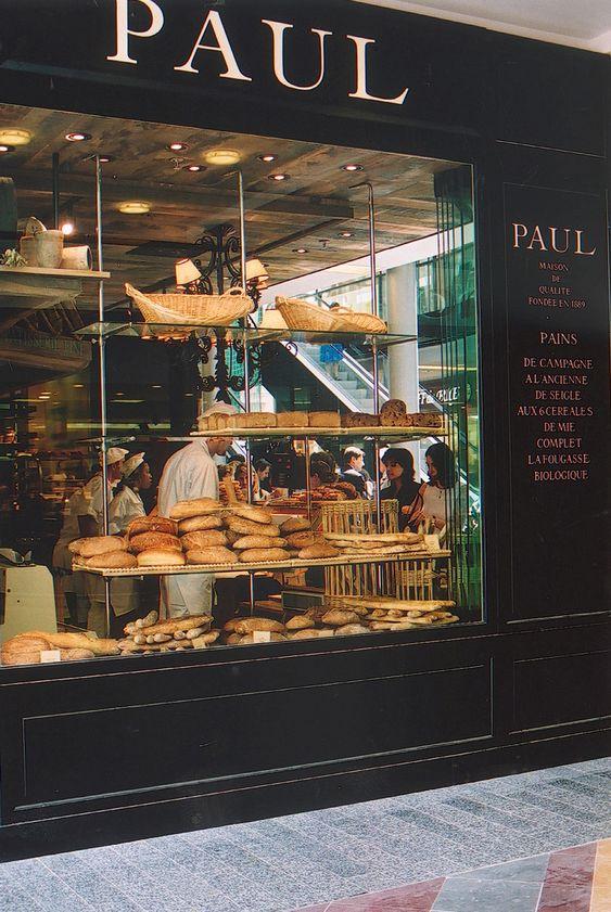 Thiết Kế Tiệm Bánh