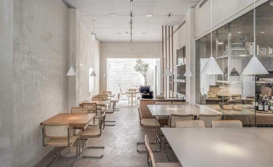 Thiết Kế Quán Cafe Mộc Mạc